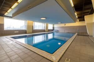 zwembad tasmantoren groningen